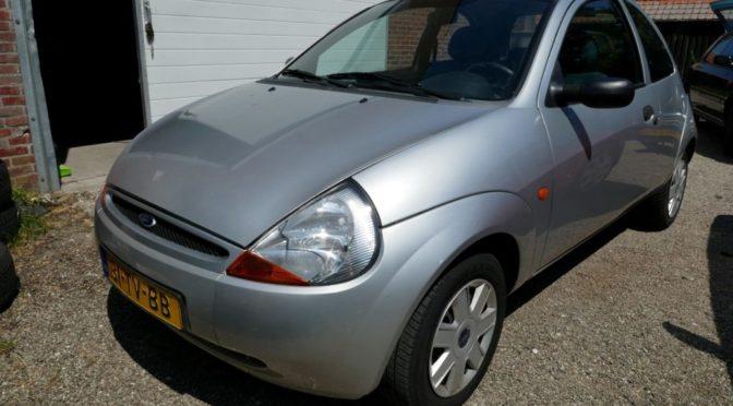Ford Ka – 1.3 Futura z gaaf 107dkm nwe apk bij verkoop € 2.300